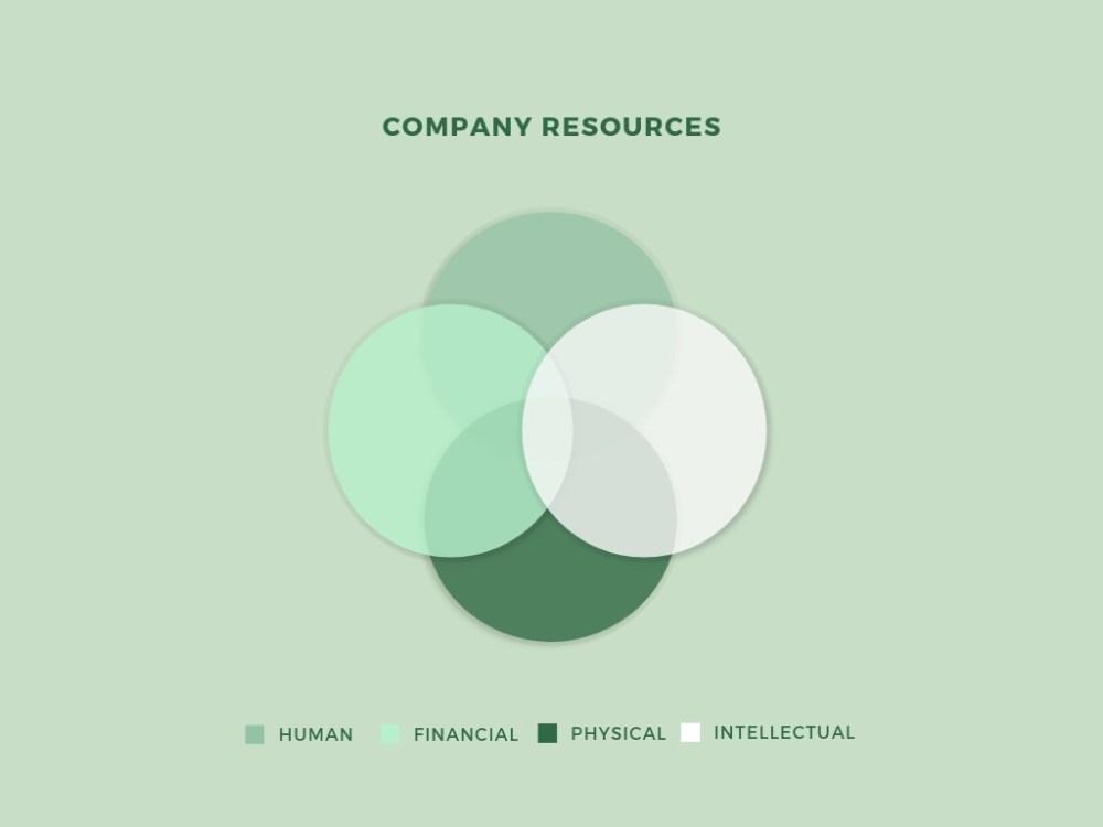 medium resolution of company resources venn diagram