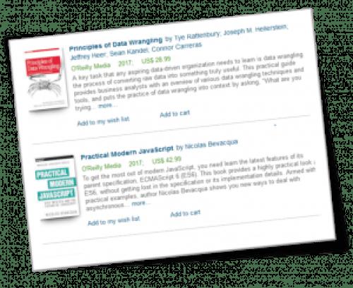 OReilly ebooks on eBooks.com