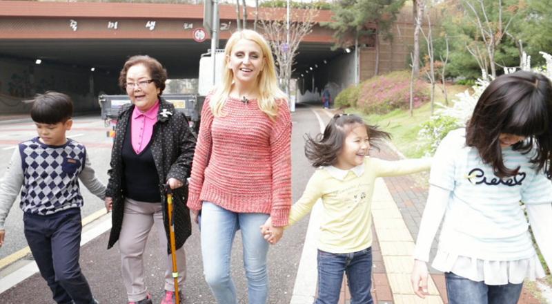 Image result for 글로벌 가족정착기 한국에 산다 유크레인
