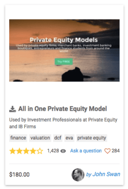 All In One Private Equity Model