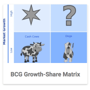 BCG Growth-Share Matrix Category