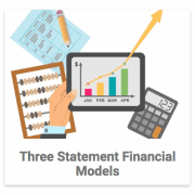 Three Statement Financial Models Category