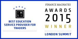 Best Education Service Provider for Trader Award 2015