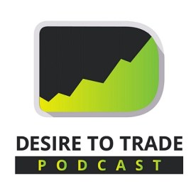 Desire To Trade Podcast Logo