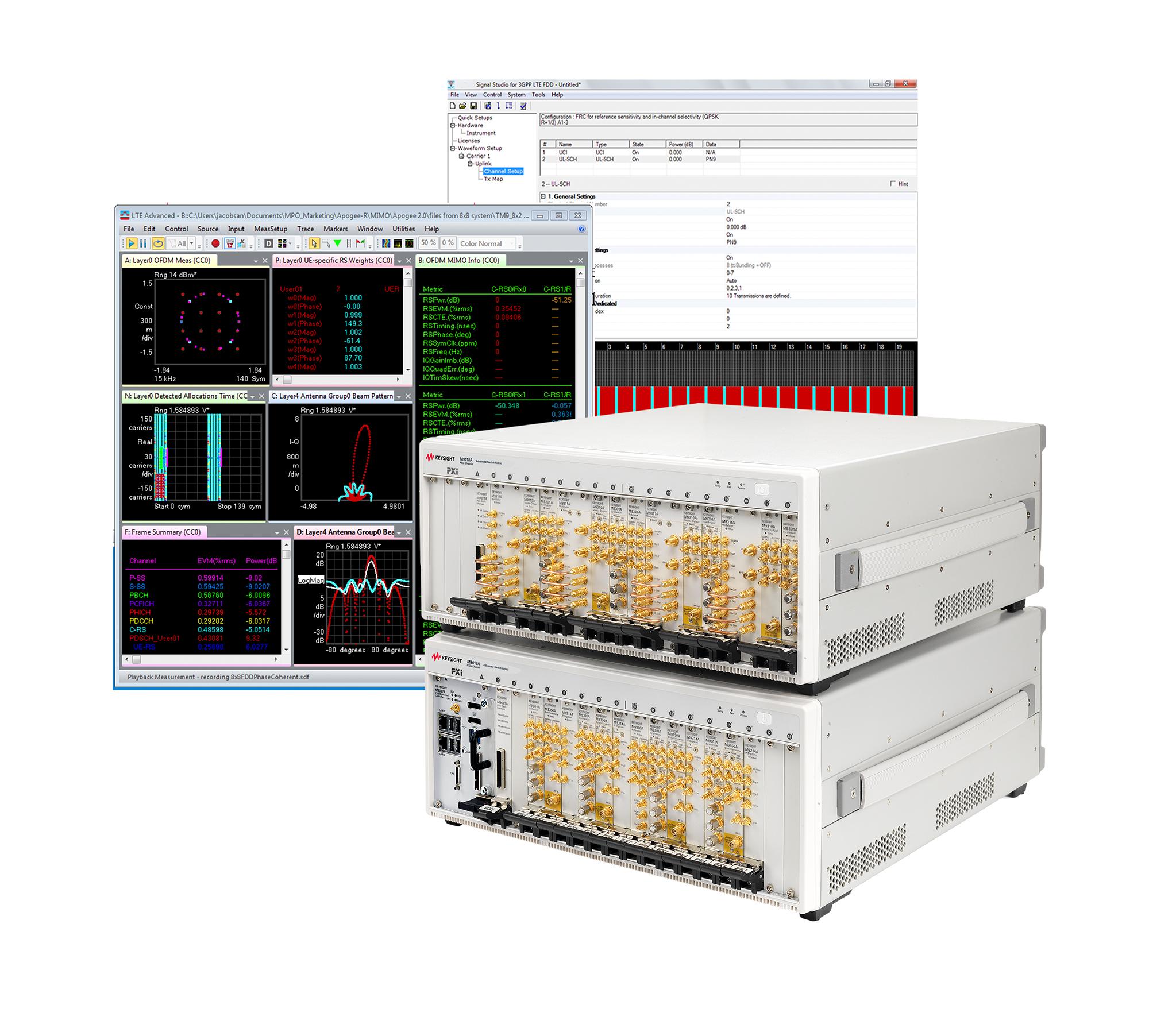 2 Channel Pxi Vector Signal Analyzer