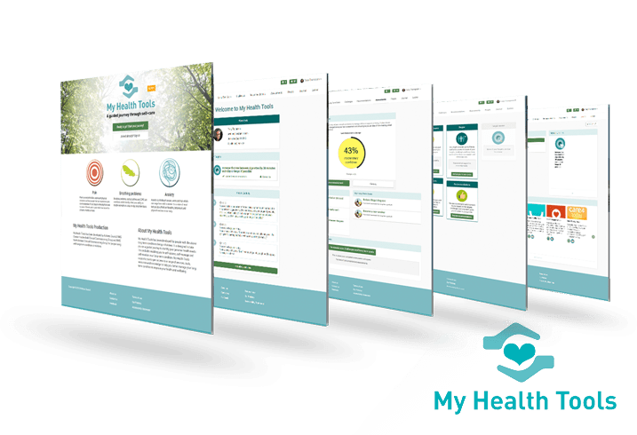 SelfCareHub - My Health Tools