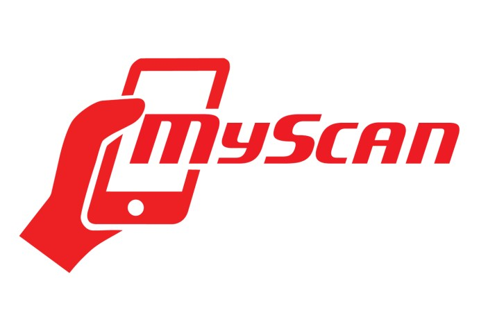 QR codes launch on MyScan