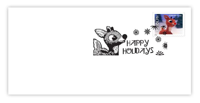 South Florida Postal Blog: Geographic Holiday Postmarks
