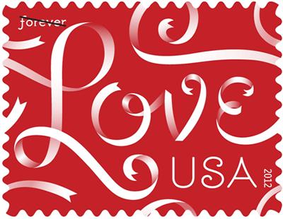 usps dedicates love forever