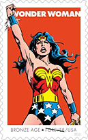 Bronze Age Wonder Woman