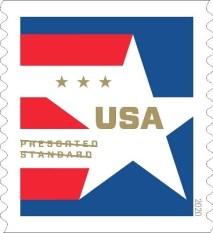 Presort Star stamp