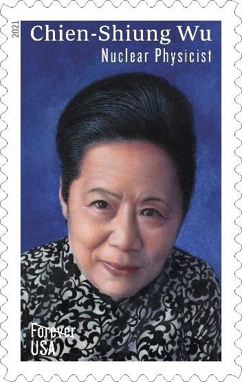 Chien-Shiung Wu stamp