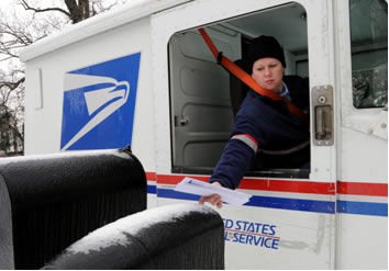 Oak Grove Post Office Ready For Busiest Mailing Day