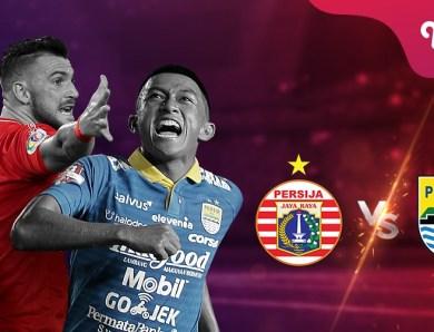 Kuis Road To Super Big Match Persija Jakarta vs Persib Bandung