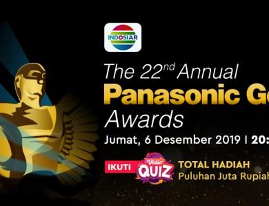 Nonton Panasonic Gobel Awards 2019 Tanpa Jeda dengan Quiz di Vidio