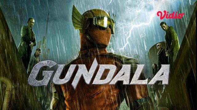 nonton film indonesia Gundala di Vidio