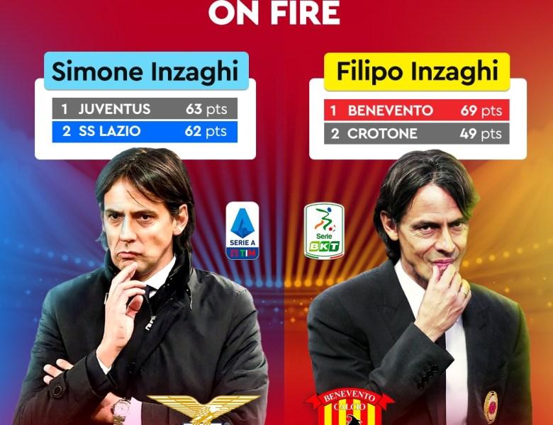 Inzaghi Bersaudara On Fire
