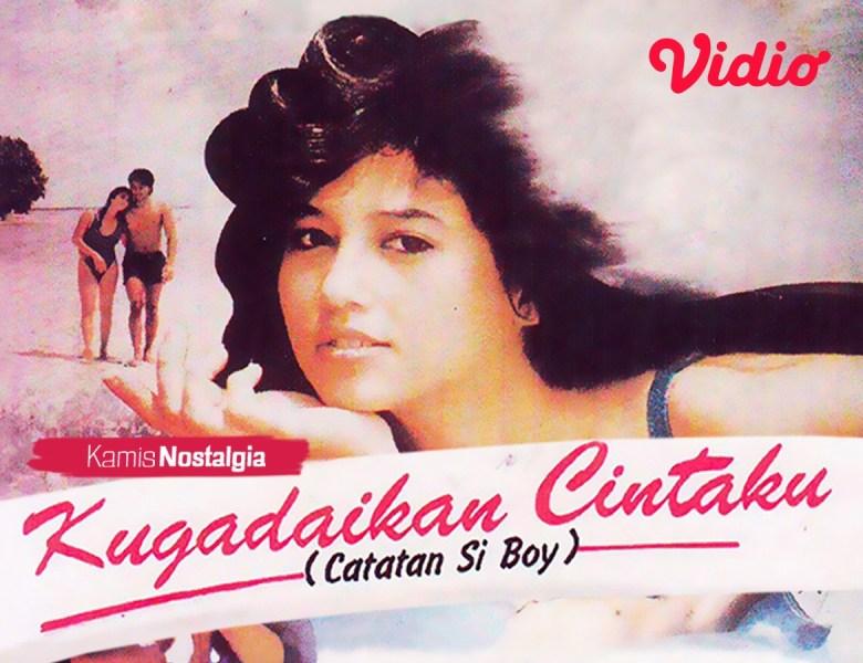 Film Catatan Si Boy Tolak Ukur Remaja Tahun '80-an