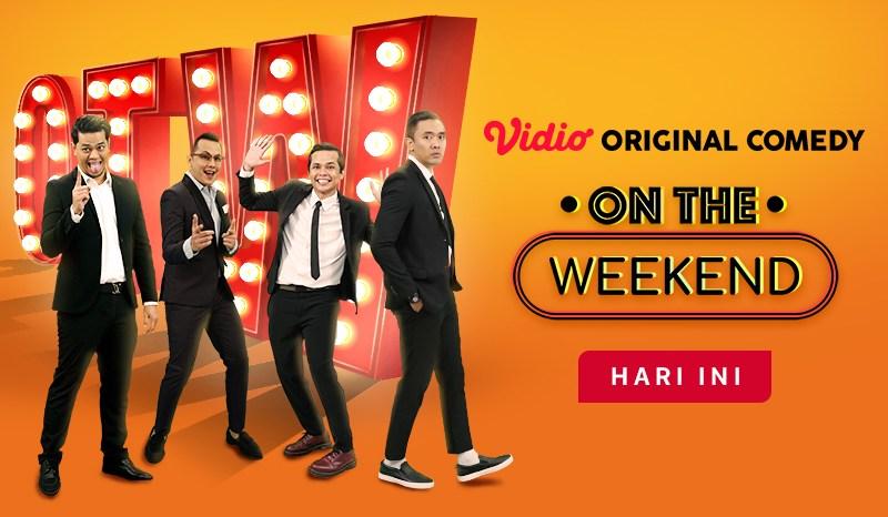 Review On The Weekend, Talk Show Komedi Dengan Bintang Tamu Seru