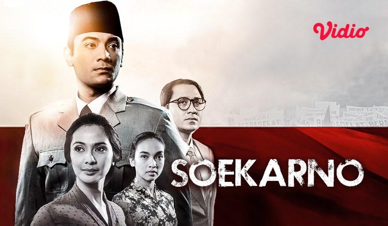 Film Soekarno: Indonesia Ingin Merdeka!