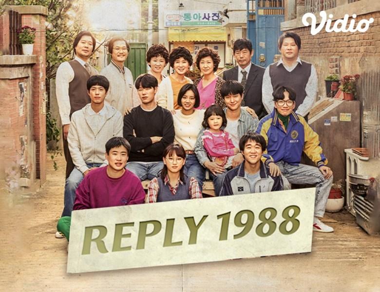 Mengenang era '80-an Dengan Nonton Drama Korea Reply 1988