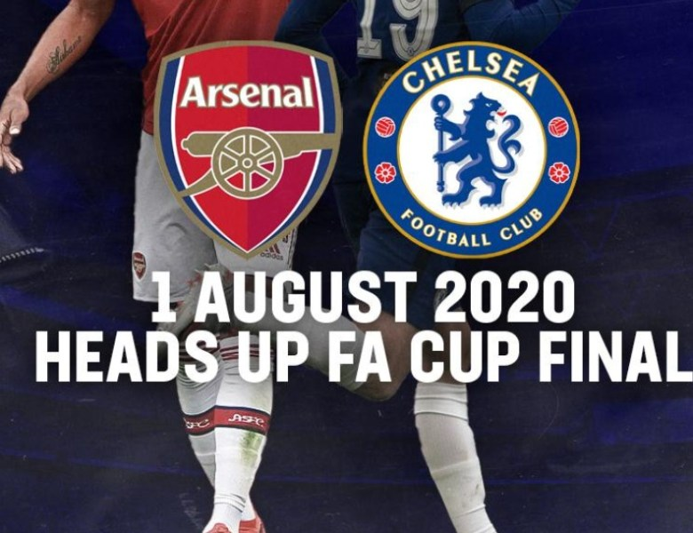 Rebutan Piala FA Cup 2020: Final Chelsea vs Arsenal
