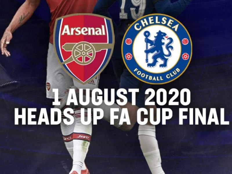 Rebutan Piala FA Cup 2020: Final Chelsea vs Arsenal