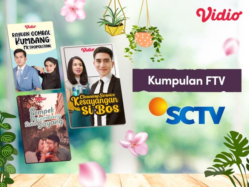 Rekomendasi Film FTV Terbaru di Vidio yang Kocak dan Penuh Romansa Cinta