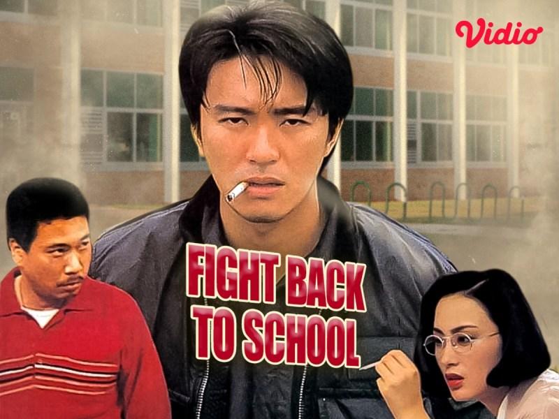 Fight Back To School: Aksi Konyol Stephen Chow Mencari Sebuah Pistol