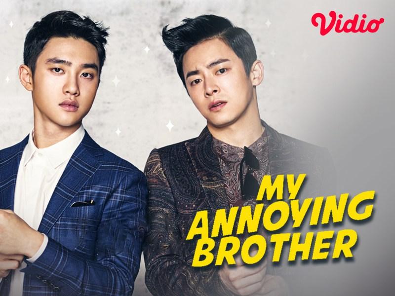My Annoying Brother, Film Terbaik DO EXO yang Bikin Banjir Air Mata