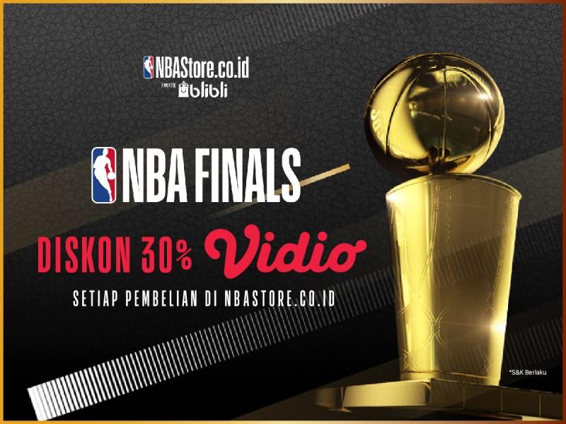 Nonton Keseruan Dari Final NBA 2020 Dengan Berlangganan Premier Platinum Bersama Blibli.com