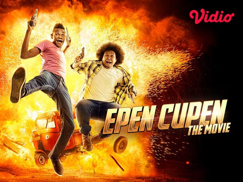 Komedi 'Epen Cupen The Movie' Perjuangan Celo Mencari Saudara Kembarnya
