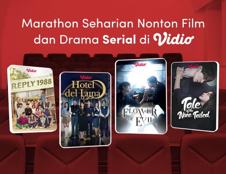 Drama Serial TV Korea, Indonesia, Mandarin, Barat Terbaik