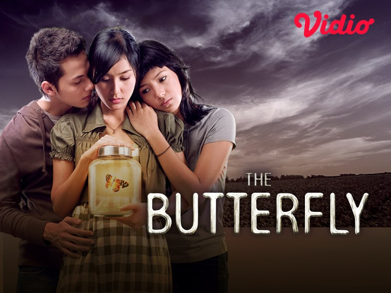 Nonton The Butterfly, Film Lawas Andhika Pratama dan Debby Kristy