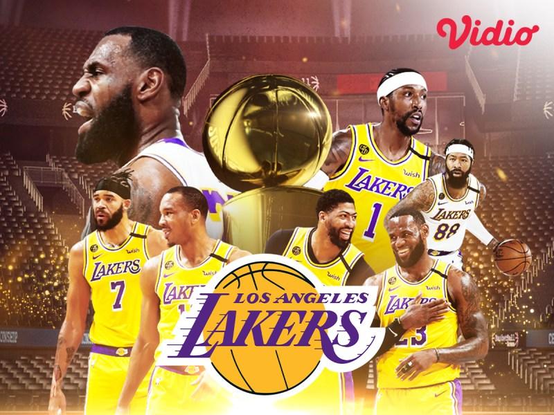 Highlights Pertandingan, Berita Terbaru,  dan Profil dari LA Lakers