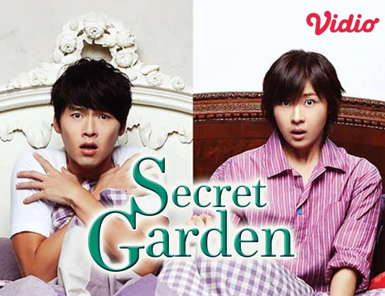 Secret Garden, Drama Korea Hyun Bin yang Berperan sebagai Perempuan