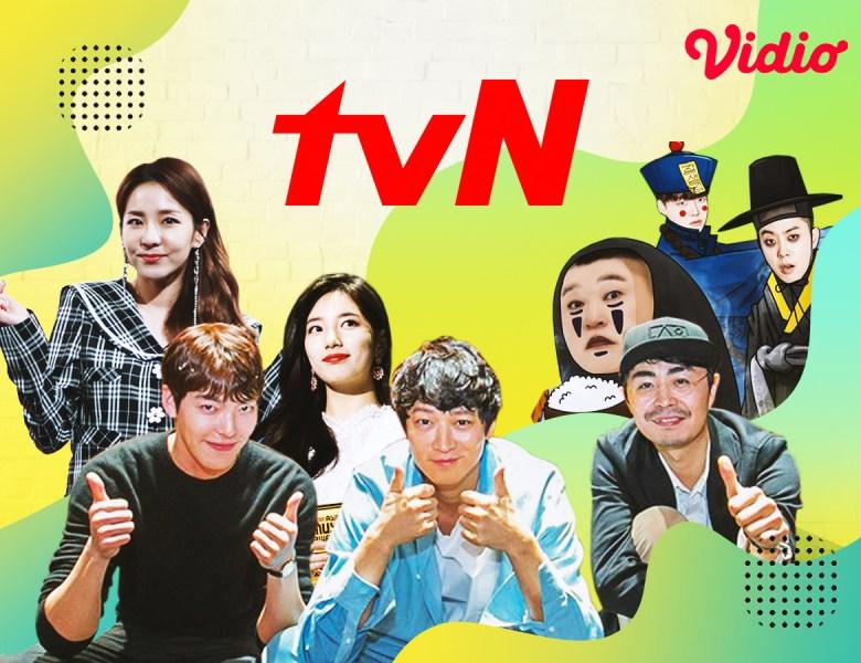 Streaming tvN di Vidio, Ini Jadwal Tayang Drakor Terbaru yang Bisa Kamu Tonton