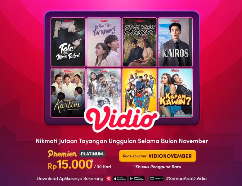 Nonton Film Tambah Asoy Dengan Promo Berlangganan Platinum Mulai Dari Rp 15.000