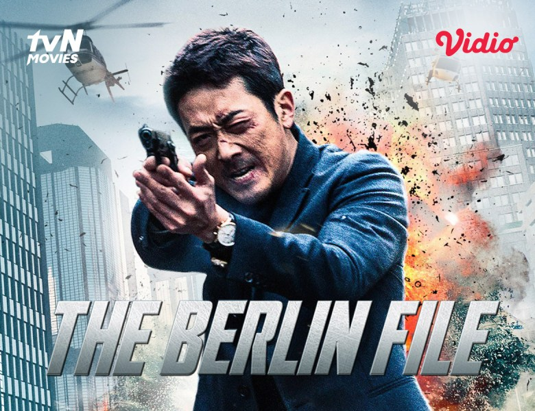 Aksi Brutal dan Ciamik Rowan Ha Jung-woo di film The Berlin File, Action-Thriller Terbaik 2013
