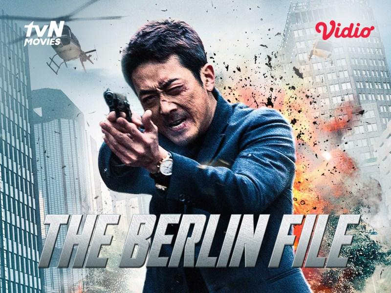 Aksi Brutal dan Ciamik Rowan Ha Jung-woo di film The Berlin File, Action-Thriller Terbaik 2013