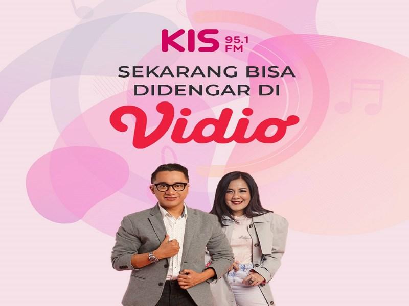 Kenalan dengan Kis FM, Radio Anak 90-an Anggota MARI Grup