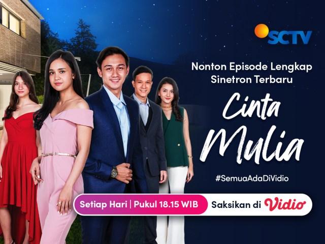 Sinetron Cinta Mulia SCTV