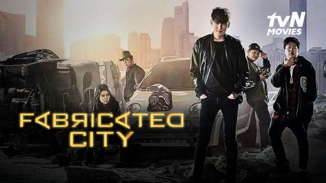 fabricated city adalah salah satu film perang terbaik