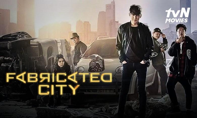 Sinopsis Fabricated City, Kisah Seorang Gamer Terjebak Dalam Kasus Pembunuhan