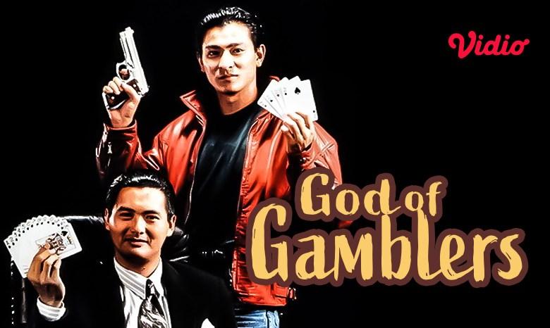 Nonton God of Gamblers Sekuel Lengkap I, II, III di Vidio