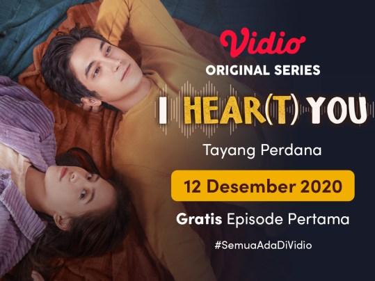 Episode I Heart You Original Series tayang perdana di Vidio