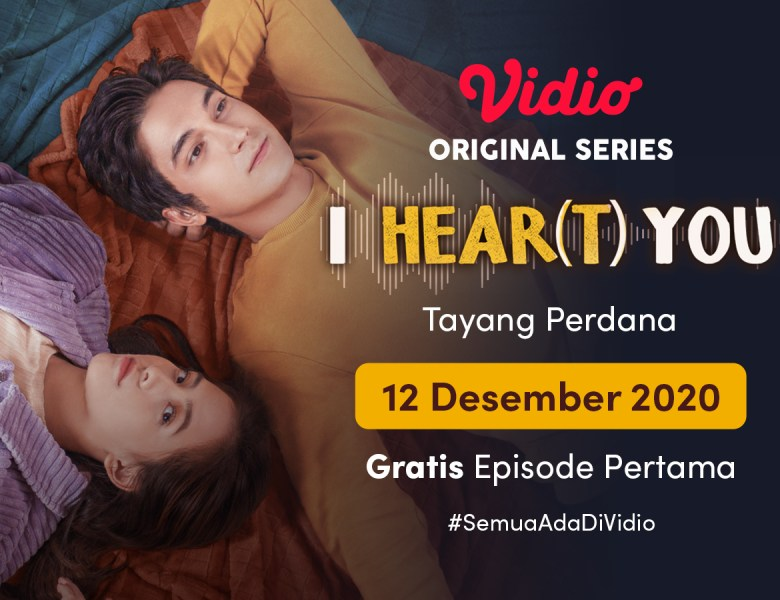 Tentang I Heart You Original Series Vidio, Drama Romantis Adhisty Zara