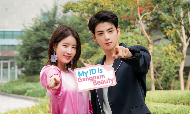 drama korea dari webtoon My ID is Gangnam Beauty