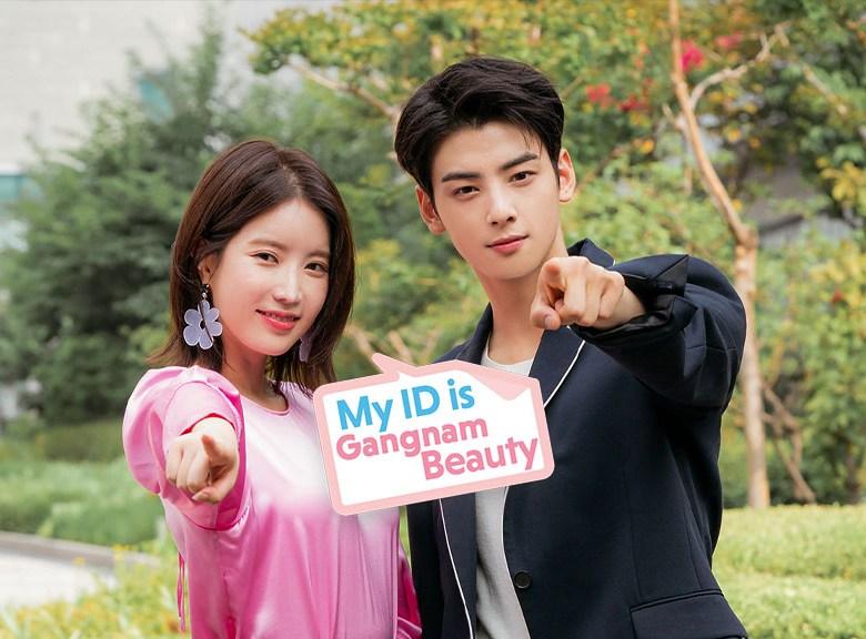 Cara Nonton Streaming Drama Korea My Id Is Gangnam Beauty di Vidio, Kisah Cinta Sang Manusia Oplas