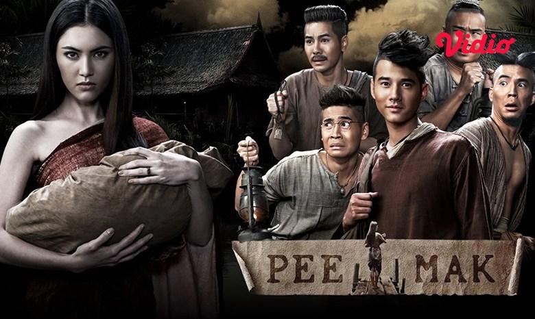 Sinopsis Pee Mak, Film Horor Thailand yang Tembus Box Office